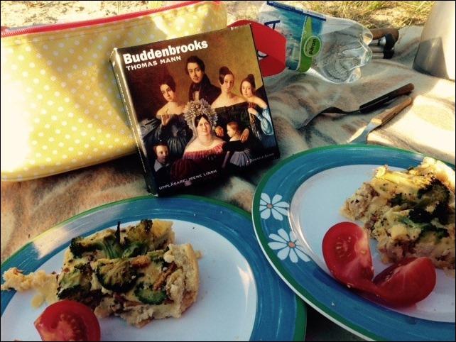 Maten och ljudboken