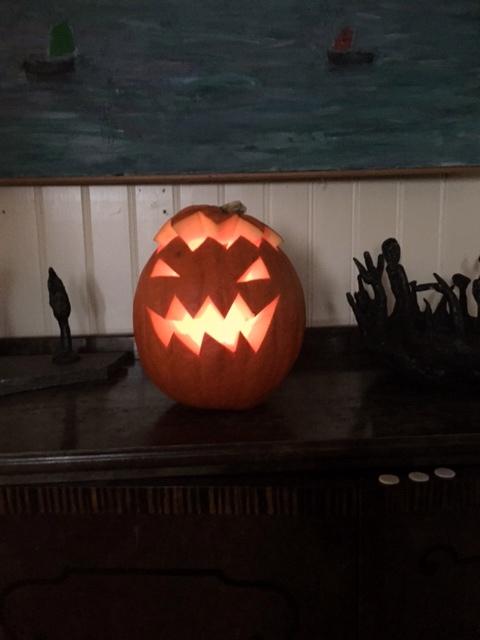Trevlig Halloween/allhelgonahelg!