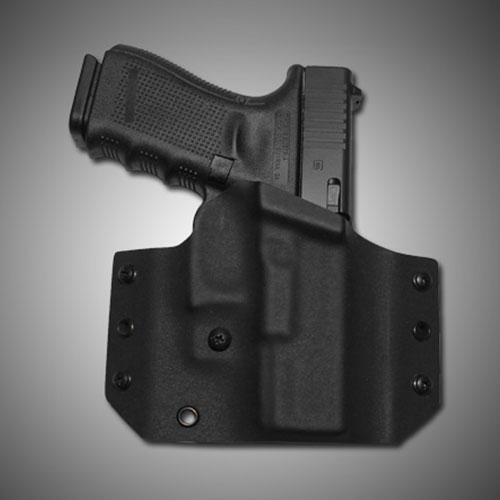 TRCS – Tap Rack Compact Size Gun Holster by Tap Rack Holsters and Custom Kydex