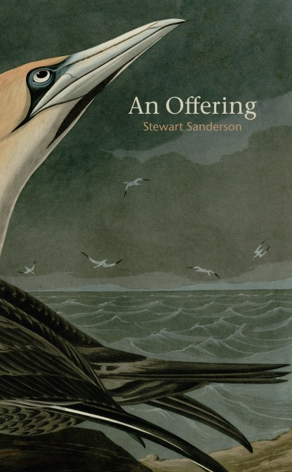 Cover for An Offering by Stewart Sanderson