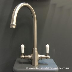 Kitchen Taps How Much Cost Remodeling San Marco Boston Brushed Nickel From Only 150 And Tap