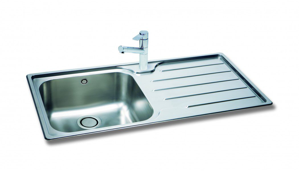 Carron Phoenix Ibis 100 Kitchen Sink  Fittings  On Sale here Taps And Sinks Online