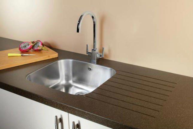 Carron Phoenix Zeta 105 Undermount Kitchen Sinks Amp Fittings Taps And Sinks Online