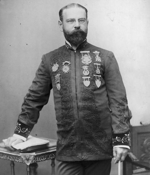 Sousa in 1896