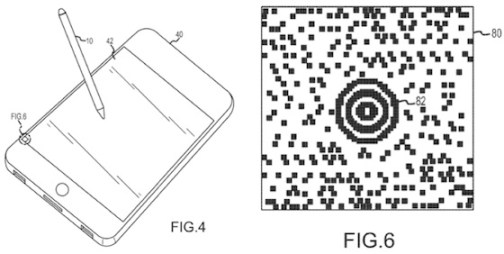 Optical Stylus Patent for iPhone