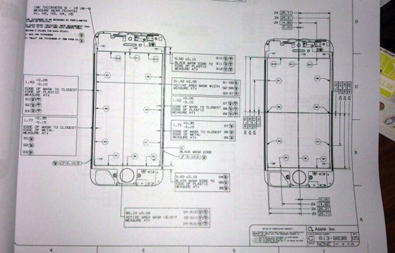iPhone 5 Schematic