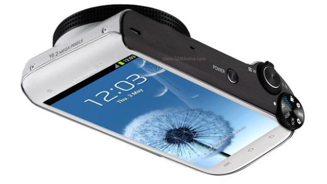 Samsung Galaxy S Camera