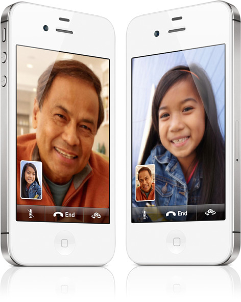 iPhone 5 rumors FaceTime