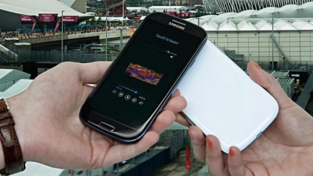 Black Galaxy S3