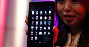 Google Nexus 7 Japan
