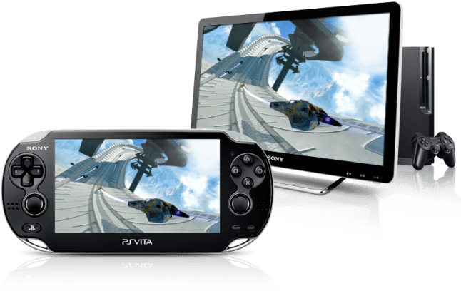 PS Vita PS 3 Cross Functionality Vs Wii U