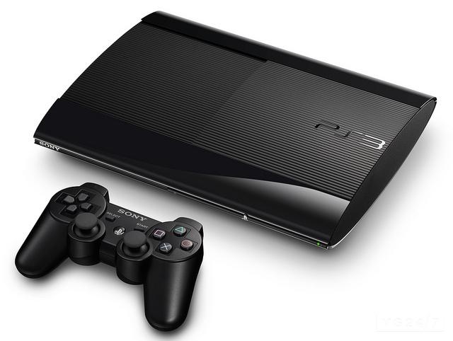 Playstation 4 predecessor Playstation 3 Super Slim