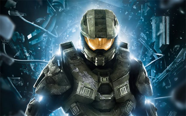 Halo 4 Xbox 360 Xbox 720 Master Chief