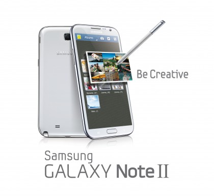 Samsung Galaxy Note 2 Sprint