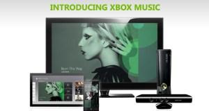 Xbox Music Lady Gaga