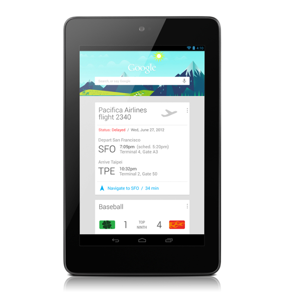 Nexus 7 with 3G sells out on AT&T network