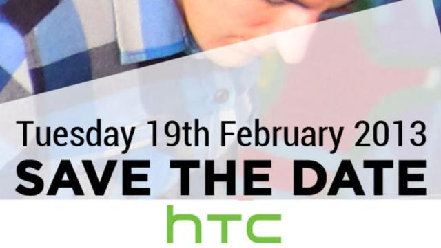 HTC M7 press event