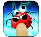 roach smasher iphone game