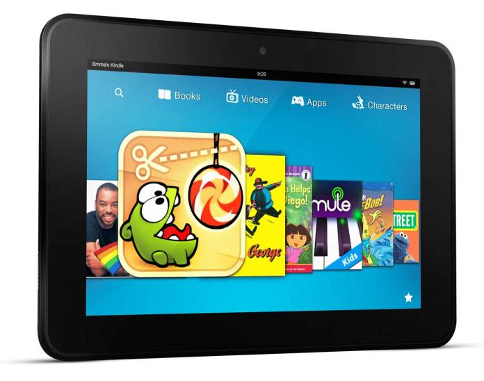 kindle fire 8.9 release date