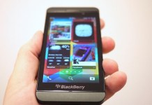 BlackBerry Z10 Features