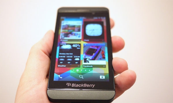 BlackBerry Z10 Features