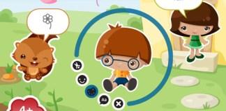 Toonia iPhone game