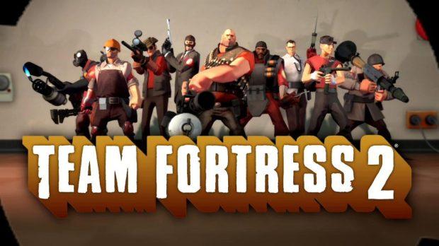 valve team fortress 2 virtual reality