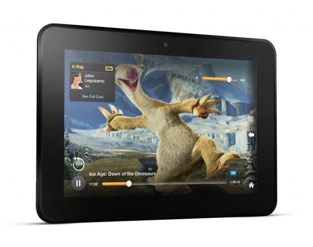 Amazon-XRay for TV Kindle Fire