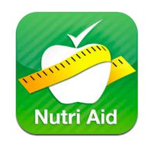 nutriaid iphone app