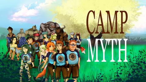 Camp Myth iPad App