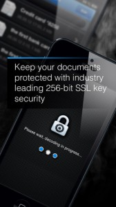 Scan and Protect iPhone App