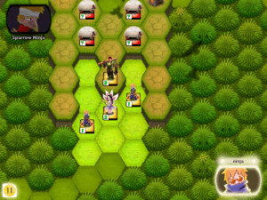 NVS Wargame: Ninja vs Samurai ipad game