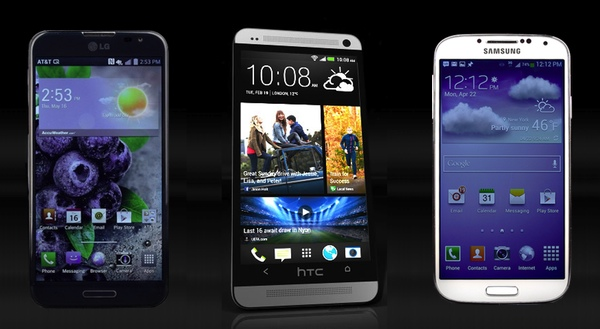 10 Best 2013 Android Phones