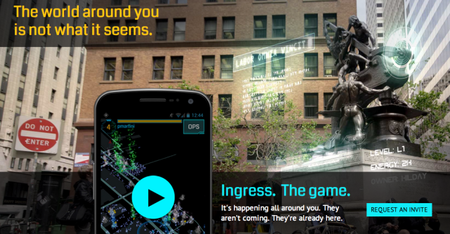 ingress for ios