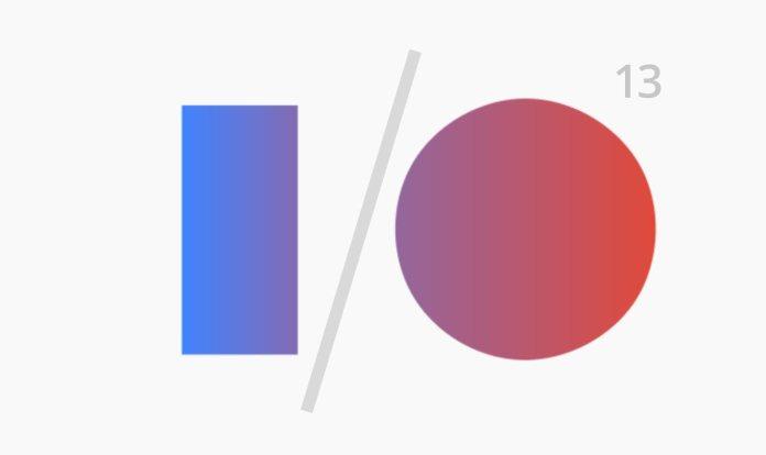 google i/o 2013