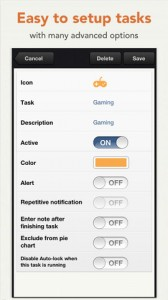 ATracker PRO iphone app