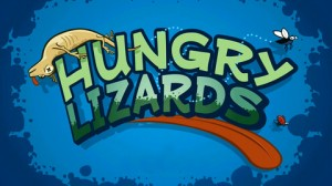 Hungry Lizards iPhone Game