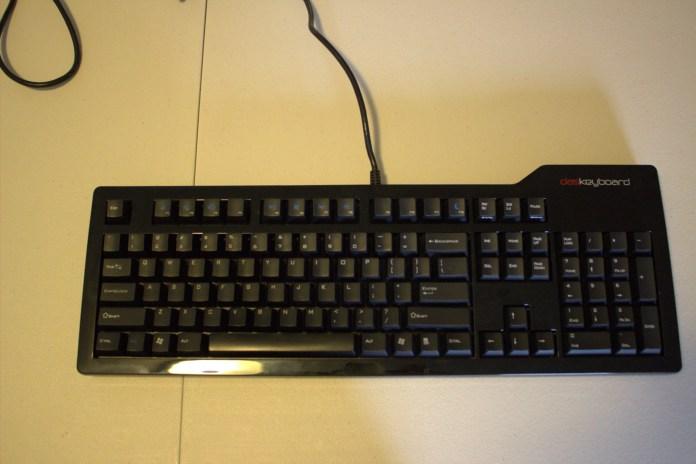 das keyboard quiet