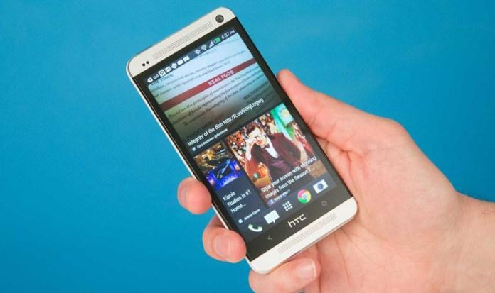 Verizon HTC One