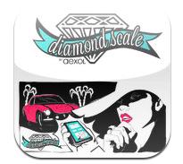 Diamond Scale iPhone App
