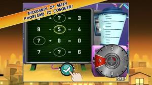 Madagascar Math Ops iPhone Game