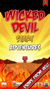 Wicked Devil iPhone Game