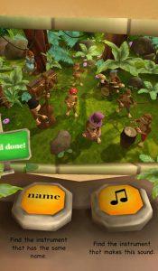 Gorilla Band 3D iPhone App