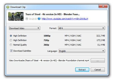 4K Video Downloader Mac App