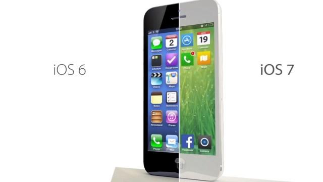 iOS 7 Launch Caused Internet Traffic Jams