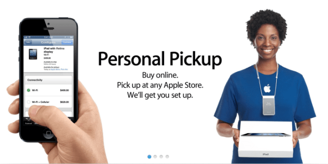 iphone 5s-personal-pickup