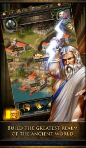 Grepolis iPhone Game