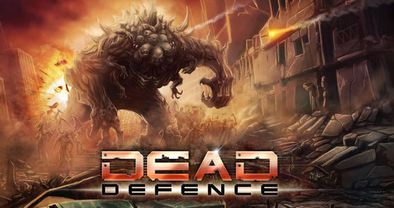 Dead Defence iPhone Game