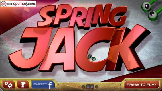 SpringJack iPhone Game