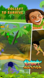Spirit Runner iPhone Game